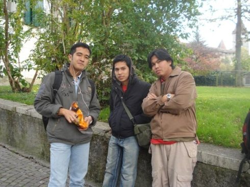 Ibnu, Dery and Me